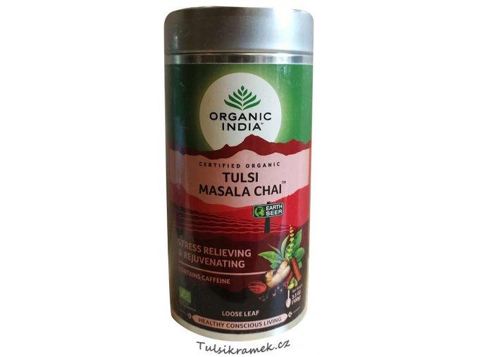 organic india tulsi chai masala sypany plech