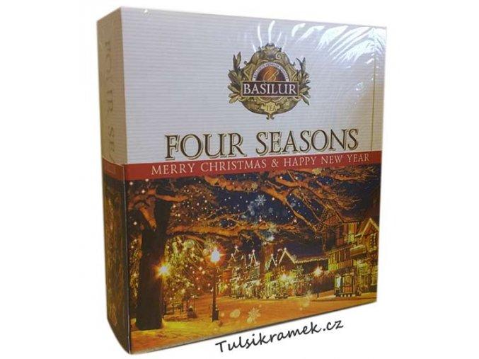 basilur four seasons vanocni 0111
