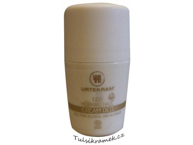 urterkram roll on kremovy deodorant morning haze