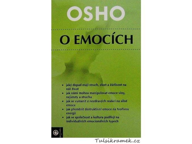 OSHO: O  EMOCÍCH
