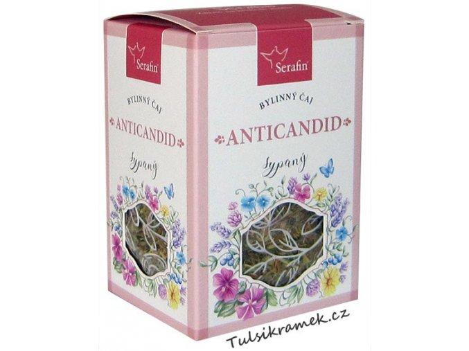 serafin anticandid bylinny caj sypany