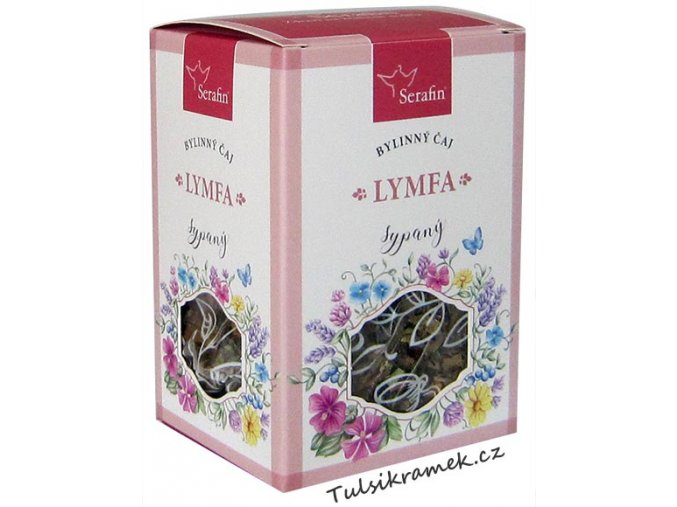 serafin lymfa bylinny caj sypany