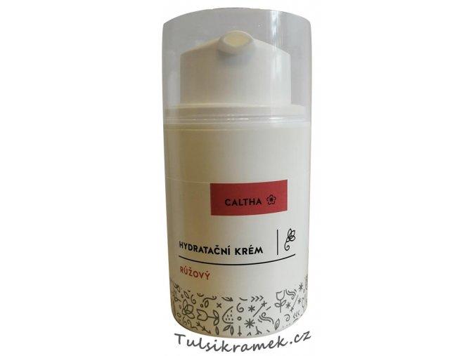 caltha hydratacni krem ruzovy