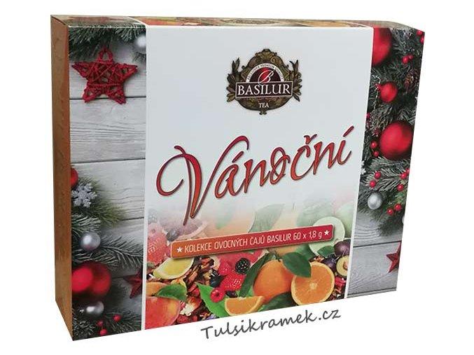 basilur vanocni kolekce ovocnych cju 60 sacku