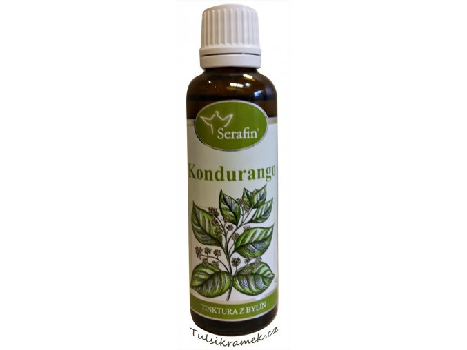 serafin kondurango tinktura z bylin