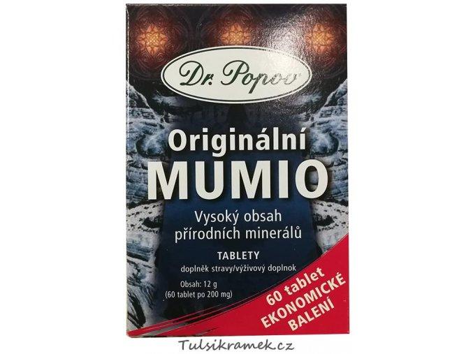 dr.popov mumio 60 tablet
