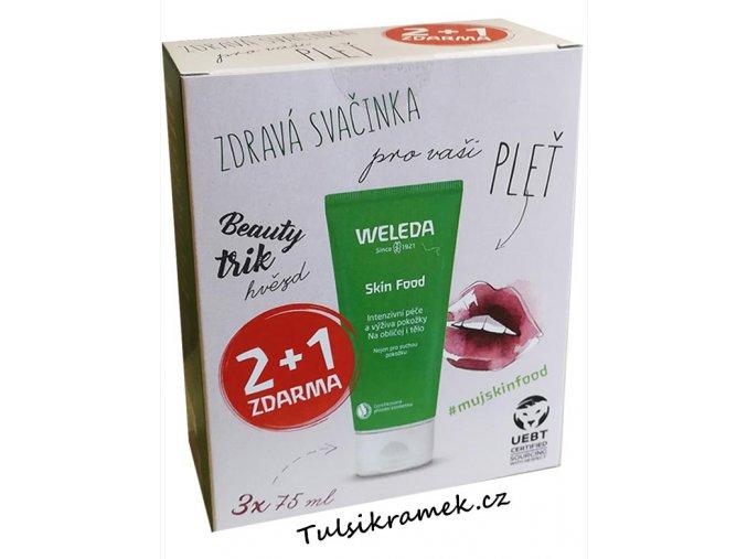 welleda skin food multipack