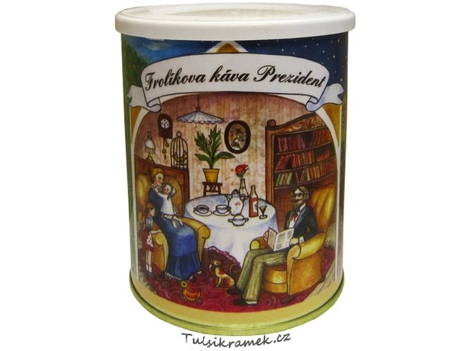 frolikova kava prezident 250g