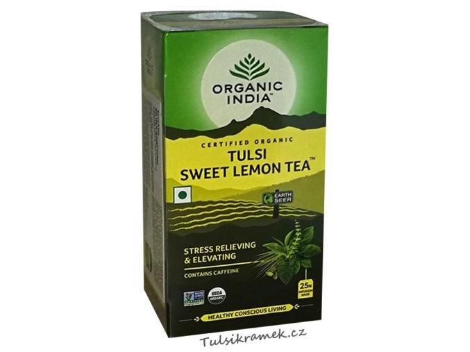 organic india tulsi sladky citron