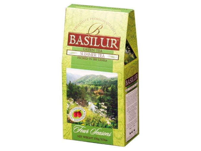 BASILUR FOUR SEASON SUMMER 100 g