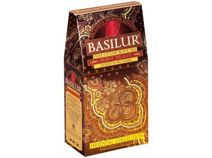 BASILUR ORIENTAL COLLECTION DELIGHT - PAPÍR - 100 g