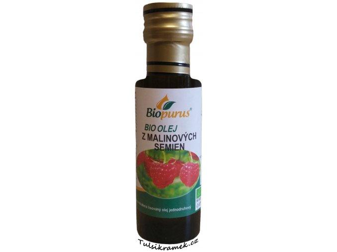 biopurus olej z malinovych semen