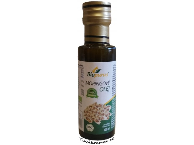 biopurus moringovy olej