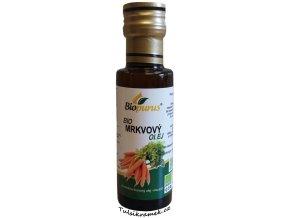 biopurus mrkvovy olej macerat