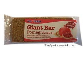 giant bar obri ovesna tycinka granatove jablko