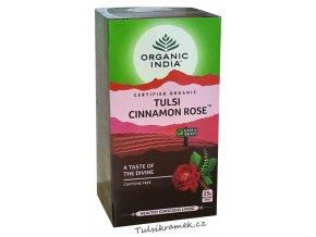 organic india tulsi skorice s ruzi