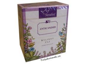 serafin anticandid bylinny porcovany caj