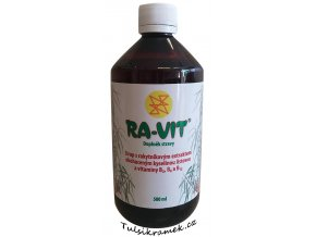 biomedica ravit sirup s rakytnikem 500