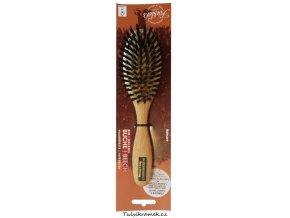 forsters kartac na vlasy s kancimi stetinami maly bukove drevo