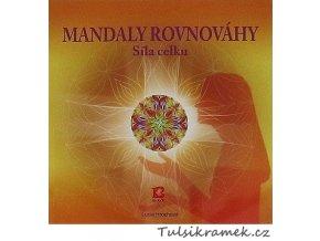 MANDALY - MANDALY ROVNOVÁHY - L.HROCHOVÁ