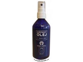 horcikovy olej ve spreji