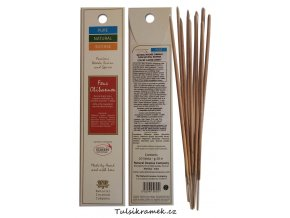 pure natural incense vonne tycinky vzacne kadidlovniky