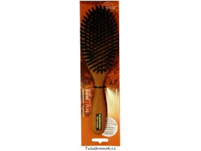 forsters vlasovy kartac z hruskoveho dreva s kancimi stetinami velky