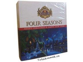 basilur four season 010 vanocni kolekce caju