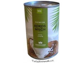 cosmoveda bio kokosove mleko