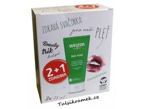 welleda skin food multipack