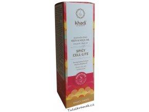 khadi ajurvedsky olej proti celulitide