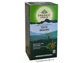 organic india tulsi brahmi