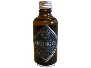 SHAVING OIL - OLEJ NA HOLENÍ 50 ml