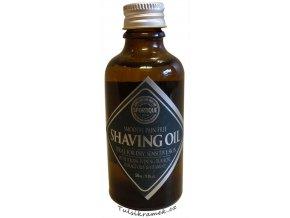 SHAVING OIL - OLEJ NA HOLENÍ 50 ml