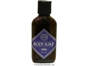 BODY SOAP - UNISEX -PŘÍRODNÍ OBL. A TĚLOVÉ MÝDLO 200 ml