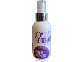 sportique deoguard body deodorant french Lavender