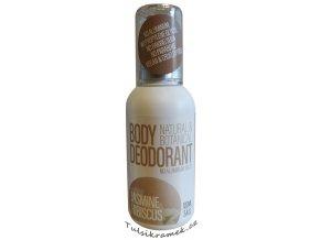 sportique deoguard body deodorant jasmin a ibišek