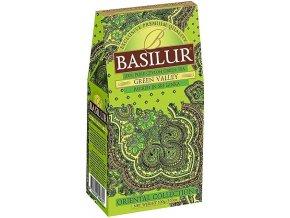 BASILUR ORIENT GREEN VALLEY 100 g