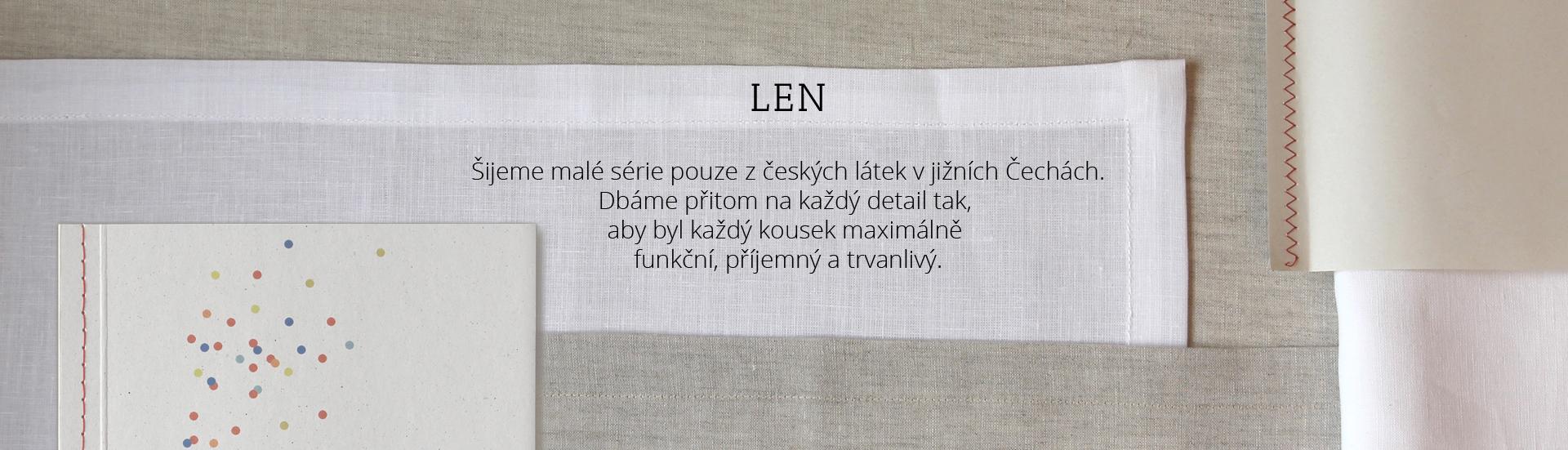 textil - len