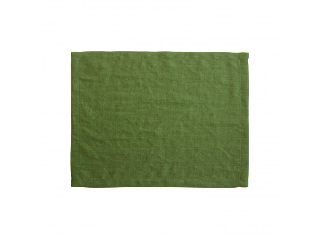 Tululum lnene prostirani zelene