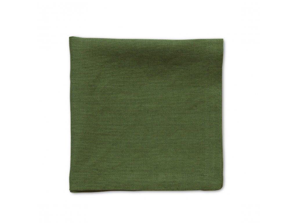 02003006 ubrousky zelene lnene 9
