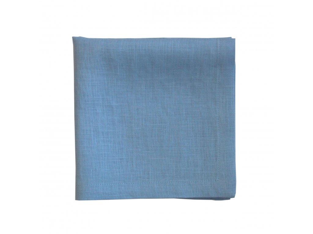 tululum ubrousek svetle modry
