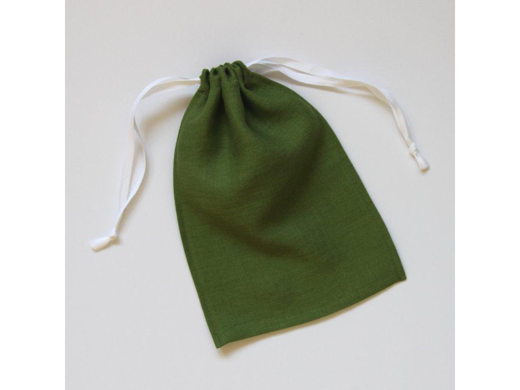 tululum lneny sacek zeleny2