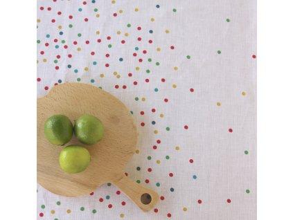 ubrus lneny confetti tululum det1