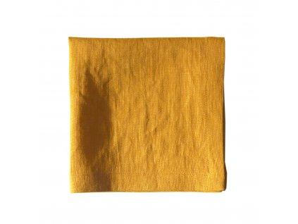 tululum ubrousek zluty