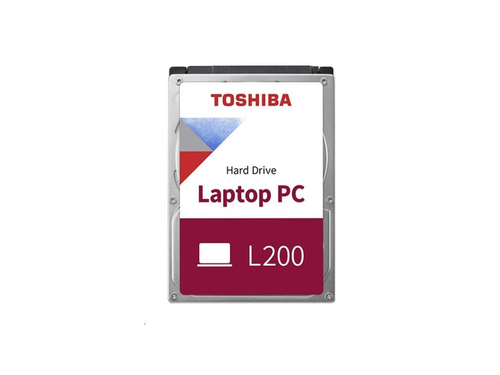 "TOSHIBA HDD L200 Laptop PC (SMR) 1TB, SATA III, 5400 rpm, 128MB cache, 2,5"", 7mm, RETAIL"