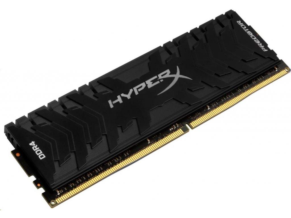 DIMM DDR4 8GB 2666MHz CL13 KINGSTON HyperX Predator 8Gbit