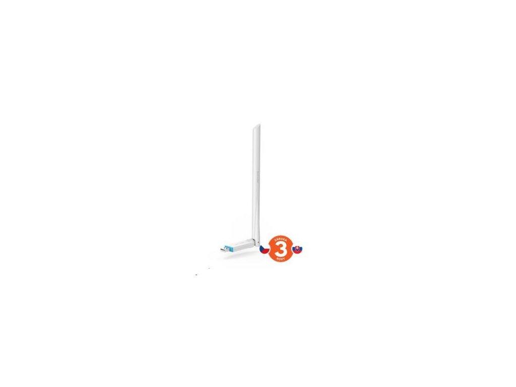 Tenda U2 Bezdrátový WiFi USB adaptér, wireless N150, anténa 6 dBi