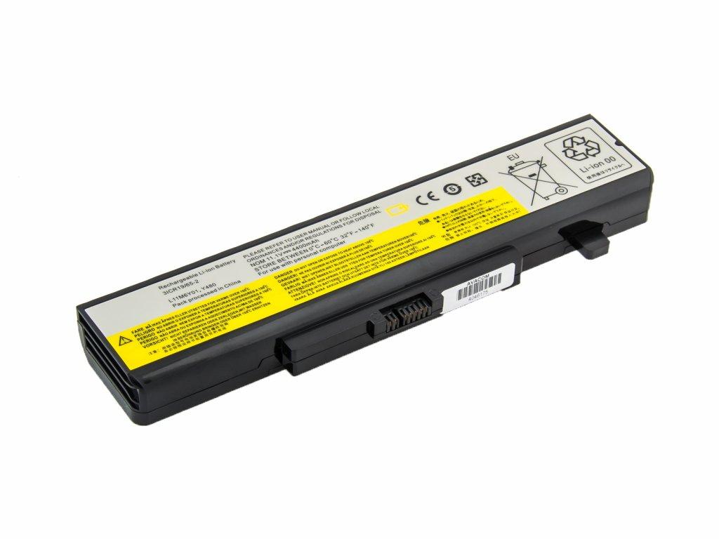 AVACOM baterie pro Lenovo IdeaPad G580, Z380, Y580 series Li-Ion 11,1V 4400mAh