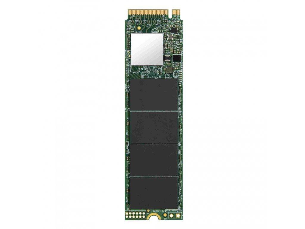 TRANSCEND SSD 110S 256GB, M.2 2280, PCIe Gen3x4, 3D TLC, DRAM-less